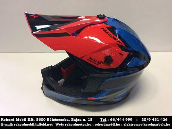 53. MT Falcon Piros Kek