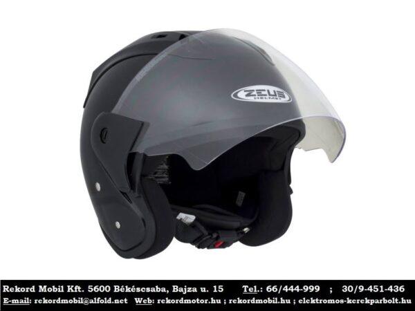 Zeus H 01 fekete bukosisak