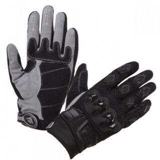 modeka mx top (fekete) férfi motoros kesztyű