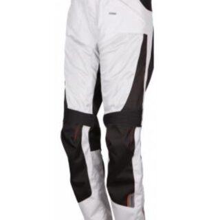 Modeka Upswing fehér motoros nadrág