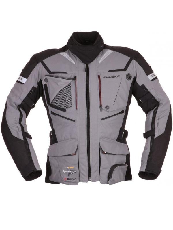 modeka panamerica szürke motoros kabát