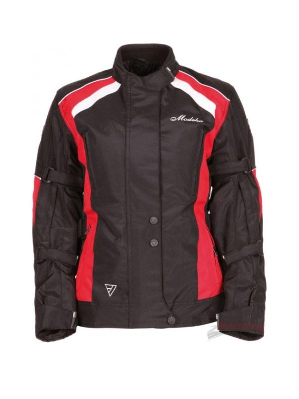 modeka janika haromretegű motoros kabát