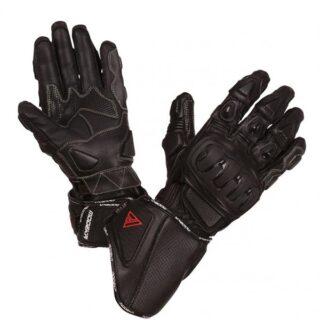 modeka jayce (fekete) férfi motoros kesztyű
