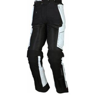 Modeka Khao Air fehér hálós motoros nadrág