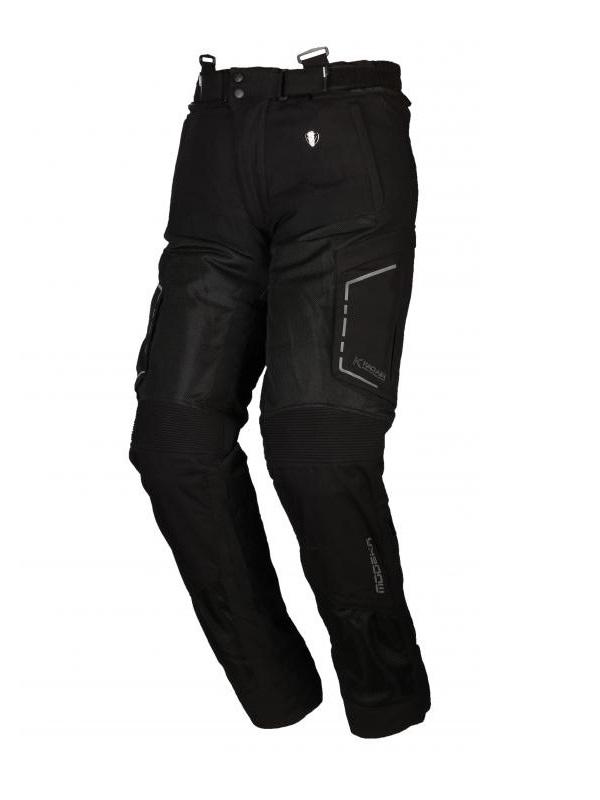 Modeka Khao Air hálós fekete motoros nadrág