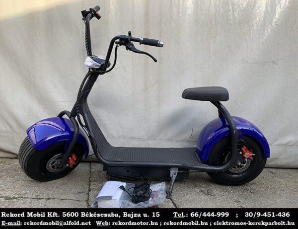 Polymobil Elektromos Roller kék