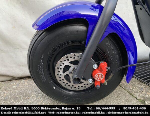 Polymobil Elektromos Roller (Kék színben)