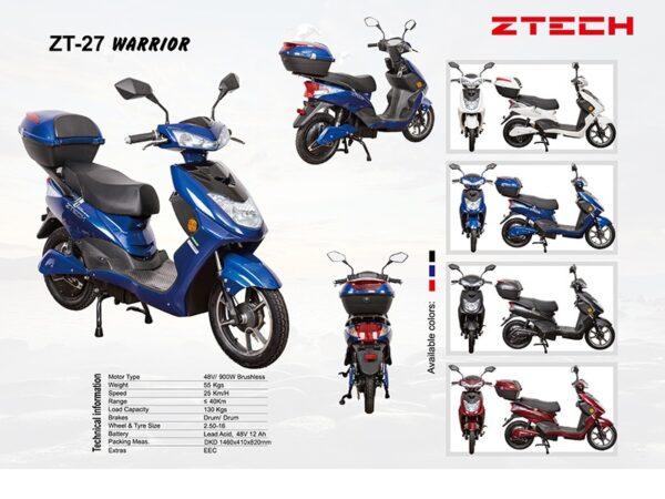 ZT 27 Warrior