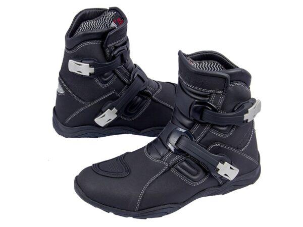 Modeka Muddy Track vízálló motoros cipő