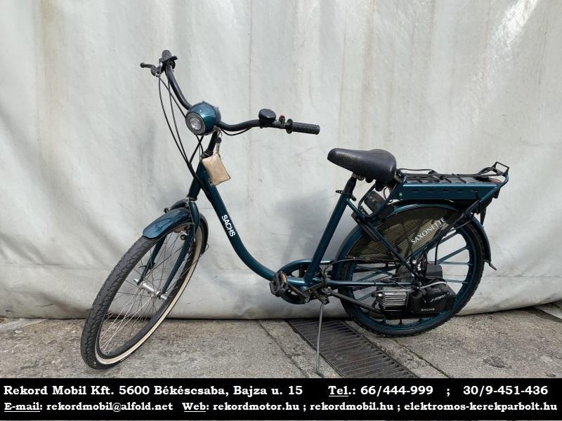 Használt SACHS elektromos kerékpár