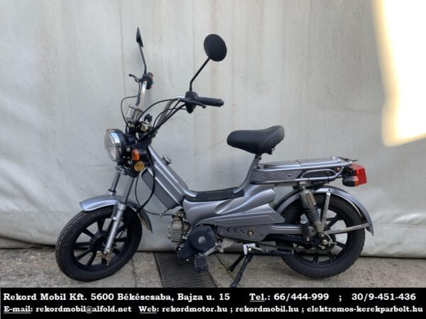 használt benzinmotoros kerékpár