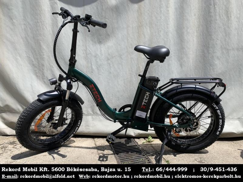 Z-Tech ZT-89 FatBike Elektromos Kerékpár