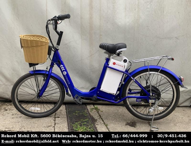 használt polymobil pob-10 elektromos kerékpár